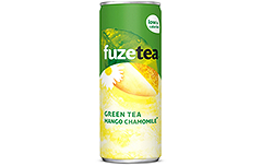 Foto Fuze tea mango green tea